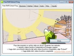 Free RAR Extract Frog immagine 1 Thumbnail