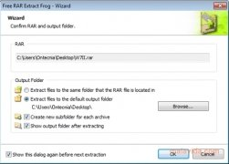 Free RAR Extract Frog immagine 2 Thumbnail