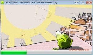 Free RAR Extract Frog imagen 3 Thumbnail