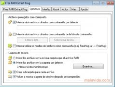 Free RAR Extract Frog immagine 5 Thumbnail