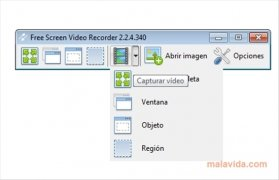 Free Screen Video Recorder immagine 2 Thumbnail