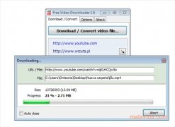 Free Video Downloader image 3 Thumbnail