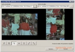 Free Video Flip and Rotate imagem 2 Thumbnail