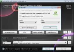 Free Video to Flash Converter imagem 3 Thumbnail