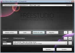 Free Video to iPod and PSP Converter imagen 1 Thumbnail