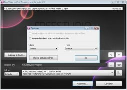 Free Video to iPod and PSP Converter Изображение 2 Thumbnail