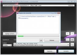 Free Video to iPod and PSP Converter immagine 5 Thumbnail