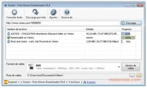Free Vimeo Downloader imagen 1 Thumbnail