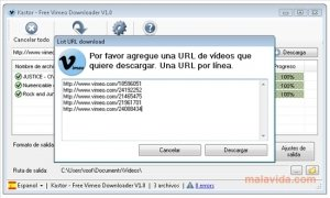 Free Vimeo Downloader immagine 3 Thumbnail