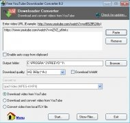 Free YouTube Downloader Converter immagine 2 Thumbnail