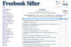 Freebook Sifter imagem 1 Thumbnail