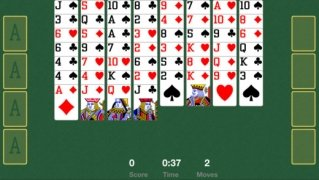 FreeCell Solitaire immagine 2 Thumbnail