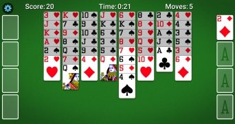 FreeCell Solitaire imagem 2 Thumbnail