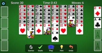 FreeCell Solitaire imagem 3 Thumbnail