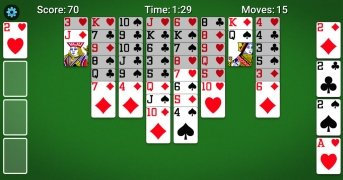 FreeCell Solitaire imagem 4 Thumbnail
