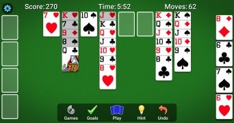 FreeCell Solitaire imagem 6 Thumbnail