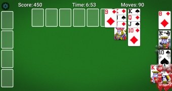 FreeCell Solitaire imagem 7 Thumbnail