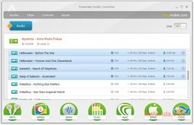 Freemake Audio Converter image 7 Thumbnail