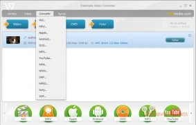 Freemake Video Converter imagen 1 Thumbnail
