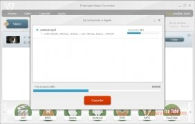 Freemake Video Converter imagen 4 Thumbnail