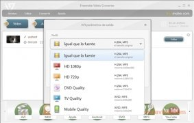 Freemake Video Converter imagen 5 Thumbnail