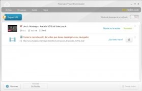 Freemake Video Downloader imagen 1 Thumbnail