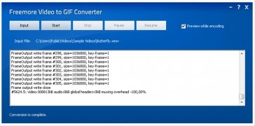 Freemore Video to GIF Converter Изображение 2 Thumbnail