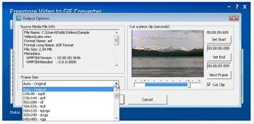 Freemore Video to GIF Converter imagem 3 Thumbnail