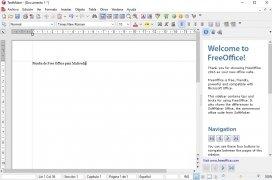 FreeOffice imagen 1 Thumbnail