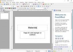 FreeOffice imagen 5 Thumbnail