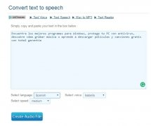 From Text To Speech imagen 1 Thumbnail