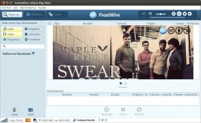 FrostWire image 2 Thumbnail