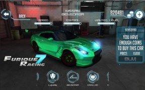 Furious Racing imagen 4 Thumbnail