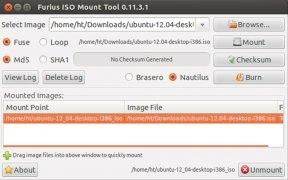 Furius ISO Mount imagem 1 Thumbnail