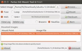 Furius ISO Mount image 1 Thumbnail