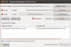 Furius ISO Mount image 2 Thumbnail