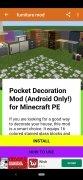 Furniture MOD for Minecraft imagen 10 Thumbnail