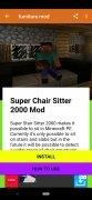 Furniture MOD for Minecraft imagen 7 Thumbnail