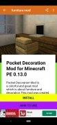 Furniture MOD for Minecraft imagen 9 Thumbnail
