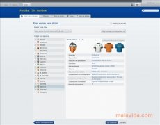 Futbol Manager imagem 4 Thumbnail