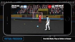 Futsal Freekick imagen 1 Thumbnail