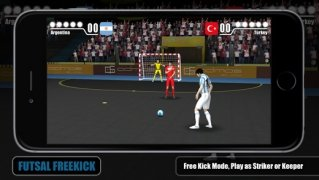 Futsal Freekick immagine 1 Thumbnail