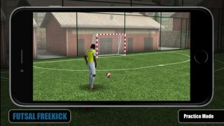 Futsal Freekick image 3 Thumbnail