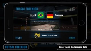 Futsal Freekick image 4 Thumbnail