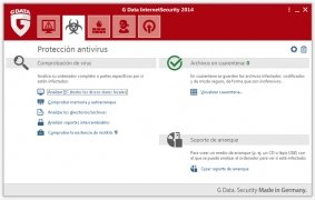 G Data InternetSecurity imagen 2 Thumbnail