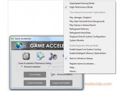 Game Accelerator immagine 2 Thumbnail