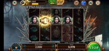 Game of Thrones Slots Casino imagen 3 Thumbnail