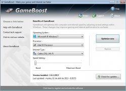 GameBoost image 1 Thumbnail