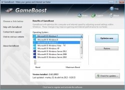 GameBoost image 3 Thumbnail