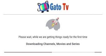 Gato Tv imagen 3 Thumbnail
